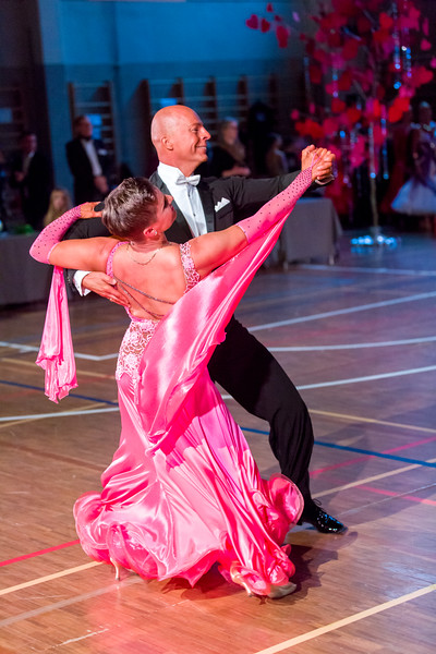 Jukka Leppänen, Tiina Siniketo-Leppänen Nick's Dance Sport, Lahti. Ystävänpäivän GB-kilpailut