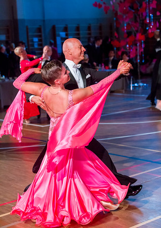 Ystävänpäivän GB-kilpailut, Seniori 10 Tanssi, vakiot