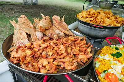 Fried Fish & Shrimp