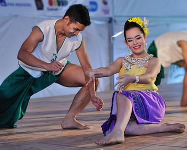 Thai Folk Dance