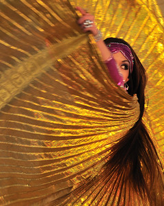 Shayna,  Belly Dancer
