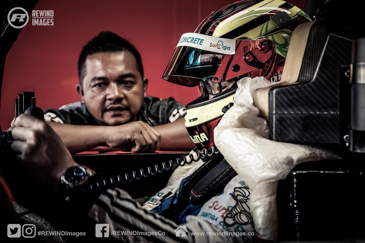Asian Le Man Series 2017/18 Rd1