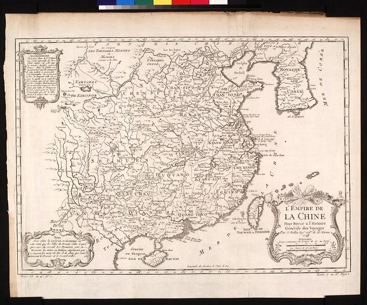 L'empire de la Chine : pour servir a l'histoire générale des voyages