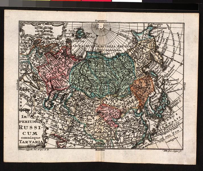 Imperium Russicum omnisque Tartaria
