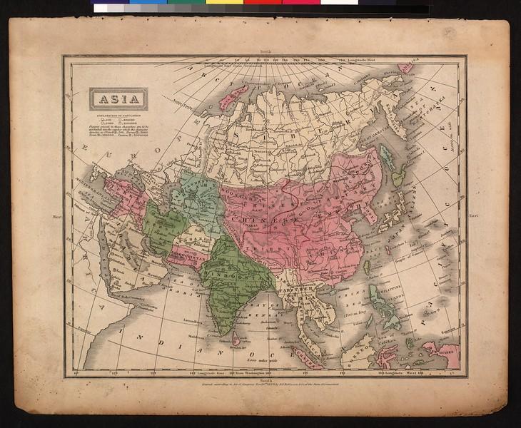 Asia : entered according to Act of Congress, Nov. 20th, 1829