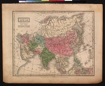 Asia : entered according to Act of Congress, Nov. 20th, 1829