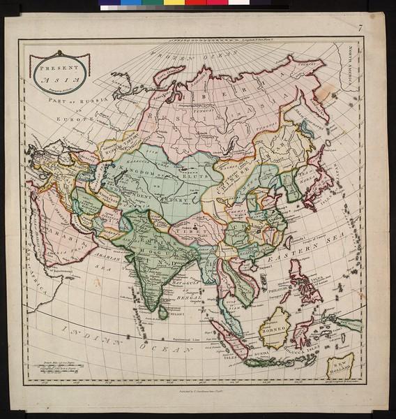 Present Asia