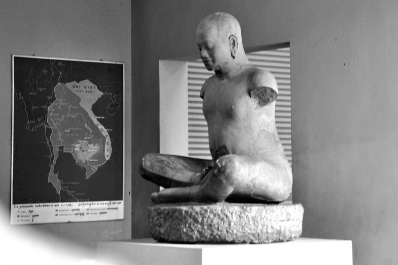 Musée Phnom Penh ( Cambodge )