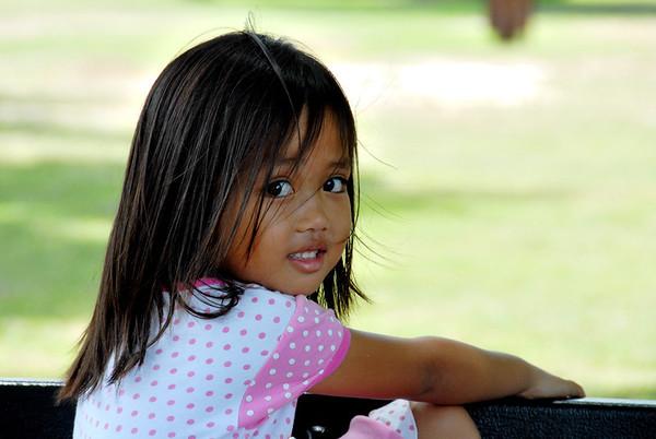 Asie  portraits  Kids