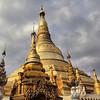 Yangon - Pagode Shwedagon - ရန်ကုန်