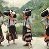 Ethnie Miao Longues Cornes - 长角苗族