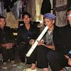 La tradition de la longue pipe à eau