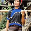 Ethnie Wa - 佤族