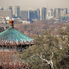 Beijing - Vue depuis la Colline au Charbon - 北京。景山公园