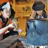 Kunming - Village des Minorités - Ethnie Hani - 昆明。 民族村