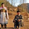 Pingshan - Ethnie Miao Grande Fleur - 大花苗族