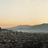 Lijiang - Lever de soleil depuis la colline du Lion - 丽江。狮山