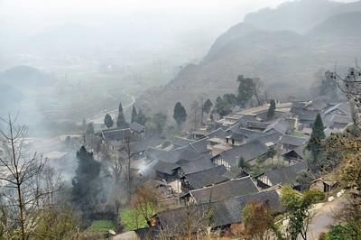 Le Guizhou et ses frimas