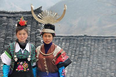 Qingman - Ethnie Miao - 苗族