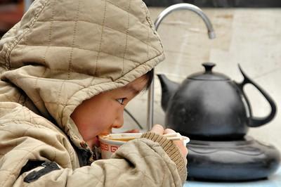 Enfant de Guiyang - 贵阳