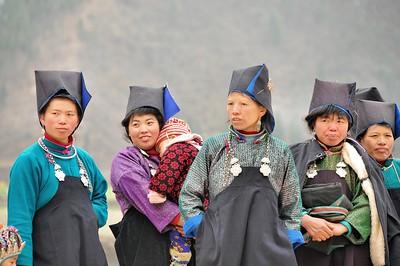 Zhegui - Ethnie Miao Vert - 青苗族