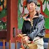 Kunming - Village des Minorités - Ethnie tibétaine - 昆明。 民族村