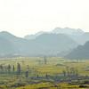 Les montagnes de la région d'Anshun