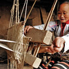 Longga - Ethnie Miao Longues cornes - 长角苗族