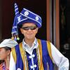 Kunming - Parc du Lac d'Emeraude - Costume Lisu - 昆明。 翠湖公园