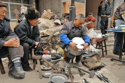 Hefeng - Un tour au marché - 禾豐