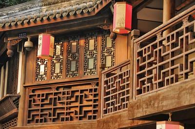 Chengdu - Vieille ville - 成都 - 锦里古街