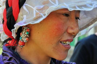 Jiang Ba - Ethnie tibétaine - 藏族
