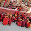Sertar - Ecole bouddhiste de Lha Rong Wu Ming - 喇荣五明佛学院