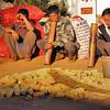 Luoxiagou - Fumeurs de pipes à eau - 紅土地