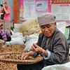 Nahe - Traitement des graines de thé avant d'en faire de l'huile