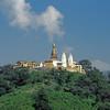 La colline de Swayanbudnath - स्वयम्भूनाथ