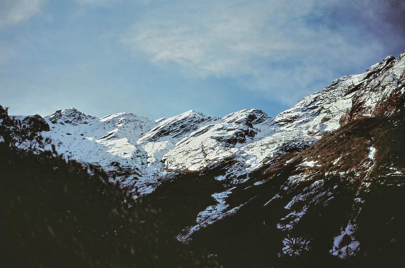 Chetra Pass - सोलुखुम्बु