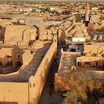 Khiva - M�dersas Kutlug Mourad Inak, Allakouli Khan, Abdullah Khan, mosqu�e Ak