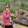 Ethnie Dao à Planche