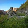 last view to Tusheti