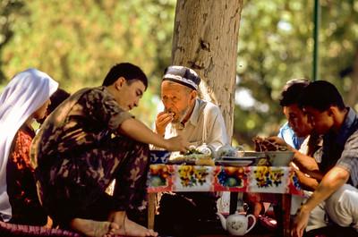 City Life Samarkand
