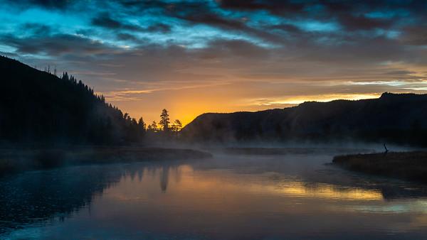 Madison River Morning