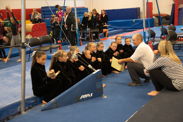 Aspen gymnastics home meet 2013