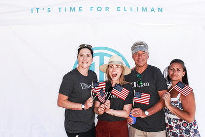 4th of July 2019 with Douglass Elliman in Aspen-Aspen Photo Booth Rental-SocialLightPhoto com
