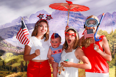 4th of July 2019 with the Hunt Family-Aspen Photo Booth Rental-SocialLightPhoto com-22