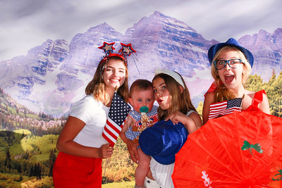 4th of July 2019 with the Hunt Family-Aspen Photo Booth Rental-SocialLightPhoto com-21
