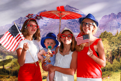 4th of July 2019 with the Hunt Family-Aspen Photo Booth Rental-SocialLightPhoto com-16