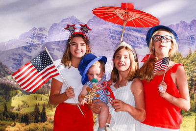 4th of July 2019 with the Hunt Family-Aspen Photo Booth Rental-SocialLightPhoto com-19