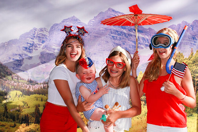 4th of July 2019 with the Hunt Family-Aspen Photo Booth Rental-SocialLightPhoto com-23