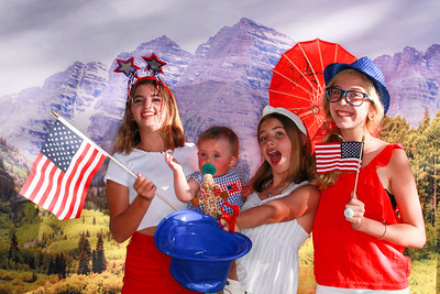 4th of July 2019 with the Hunt Family-Aspen Photo Booth Rental-SocialLightPhoto com-20